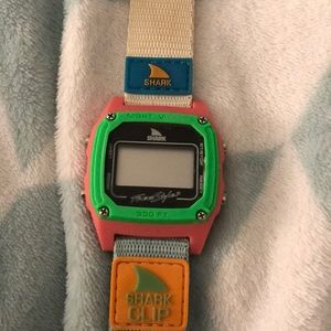 Accessories - Shark Clip Watch
